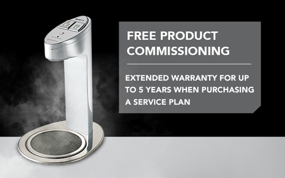 free product commissioning