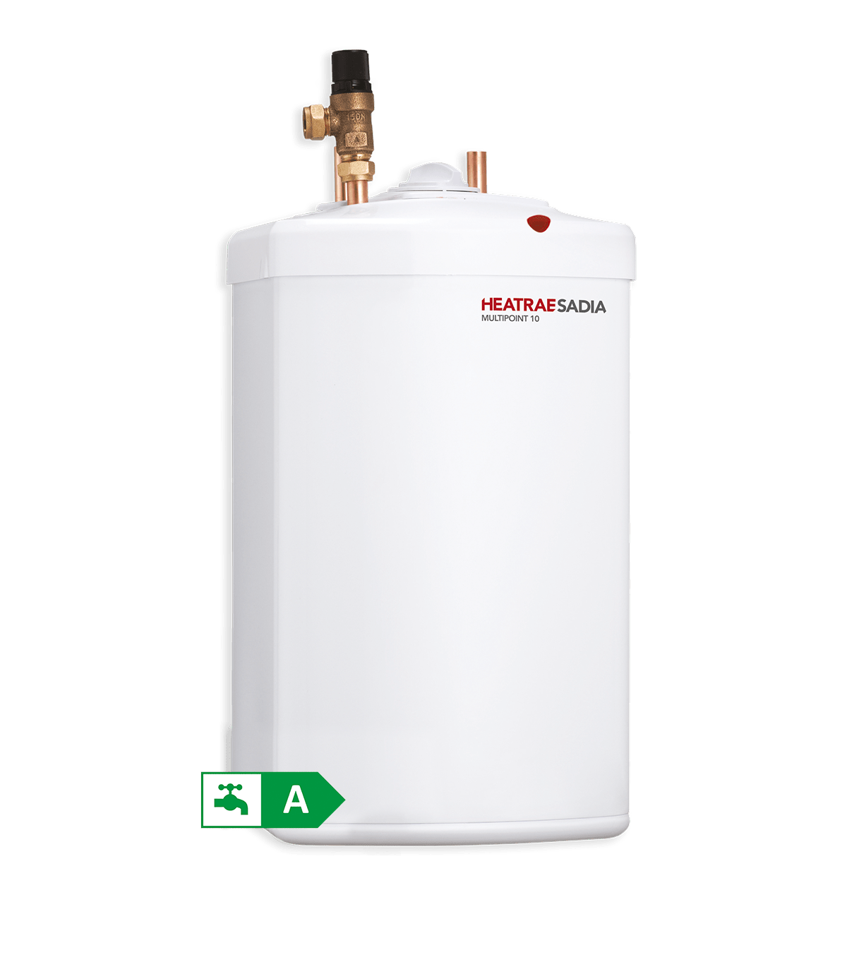 Multipoint 10 and 15 Litre - Compact unvented water heater