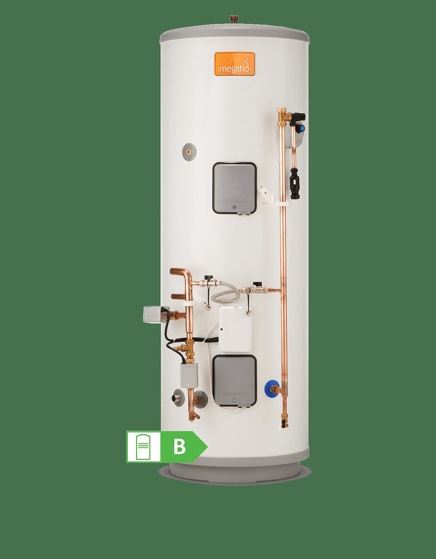 Megaflo Eco SystemReady – Designed for system boilers