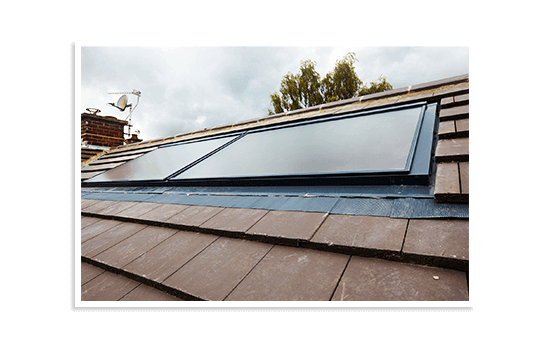 In Roof Solar Collectors