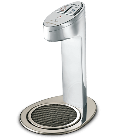 Aquatap Boiling and Chilled instant hot water tap